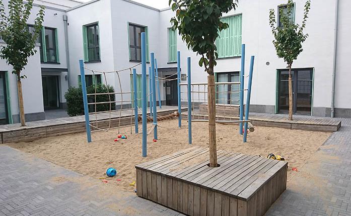 Wohnbebauung Fuerstenhoefe Duesseldorf